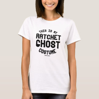 This is my Ratchet Ghost Costume T-Shirt