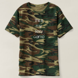 This Is My Sexy Camo T-Shirt