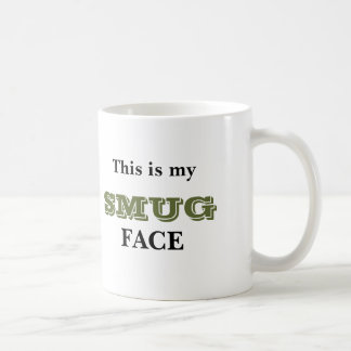 This is My Smug Face Mug
