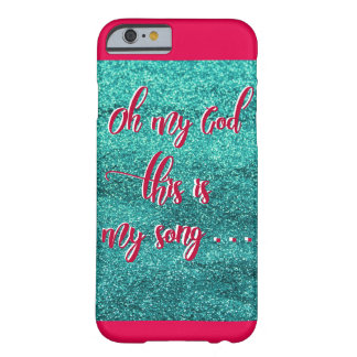 This is My Song iPhone 6/6s Case
