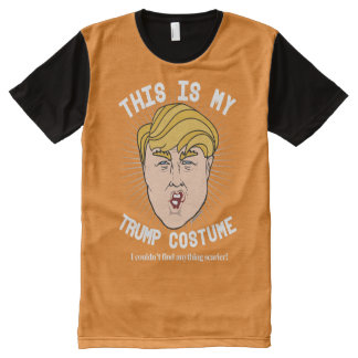 This is my Trump Costume All-Over Print T-Shirt