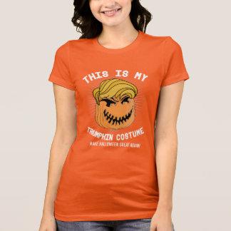 This is my Trumpkin Costume T-Shirt
