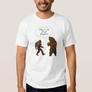 This is my Turf Bigfoot T-shirt