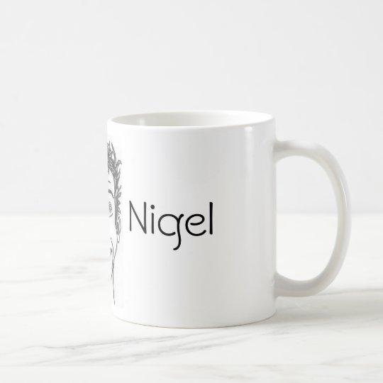 This is Nigel's Mug