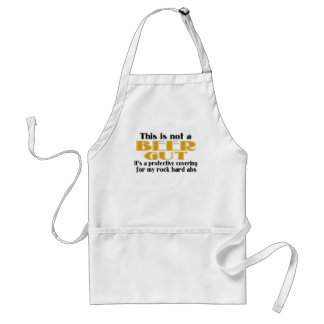 This is not a BEER GUT Standard Apron