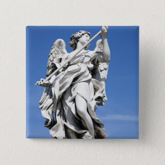 This is one of the angel statues of the famous 2 15 cm square badge