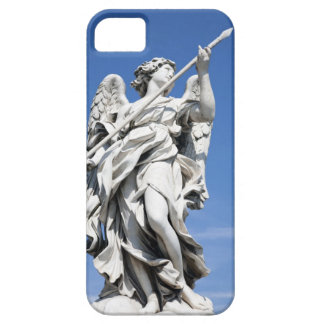 This is one of the angel statues of the famous 2 iPhone 5 case