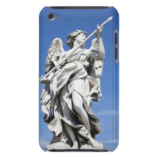 This is one of the angel statues of the famous 2 iPod touch Case-Mate case