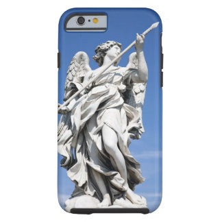 This is one of the angel statues of the famous 2 tough iPhone 6 case