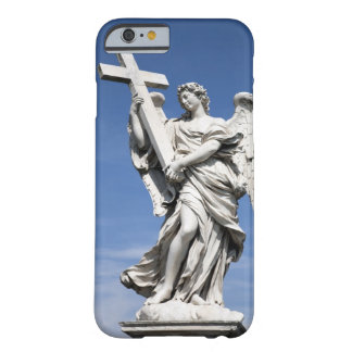 This is one of the angel statues of the famous barely there iPhone 6 case