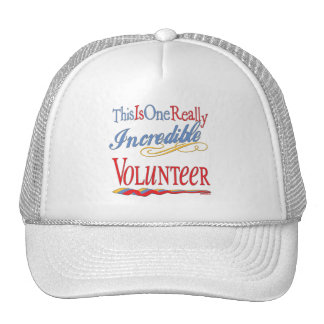 This Is One Really Incredible Volunteer Gift Cap
