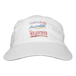 This Is One Really Incredible Volunteer Gift Hat