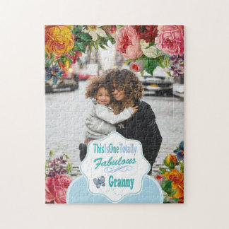 This Is One Totally Fabulous Granny Jigsaw Puzzle