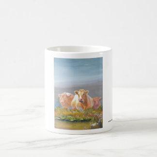 This is our turf! basic white mug