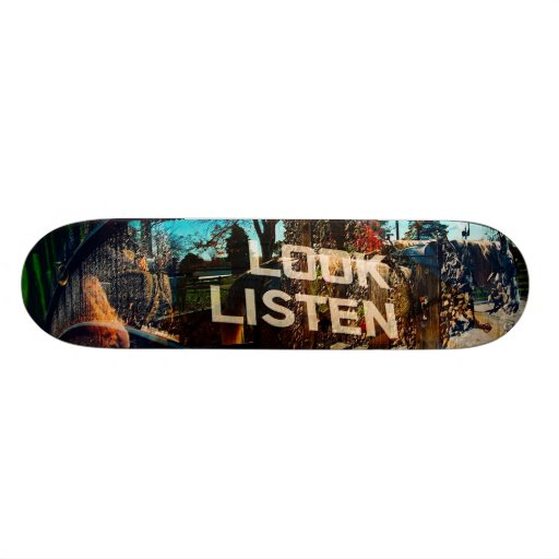 THIS IS THE ONE BOARD YOU NEED 20.6 CM SKATEBOARD DECK