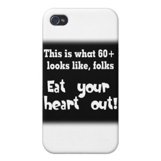 This Is What 60 Looks Like iPhone 4 Covers