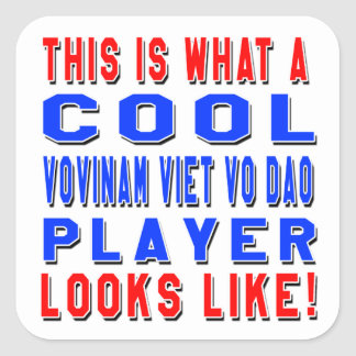 This Is What A Cool Vovinam Viet vo Dao Player Loo Stickers