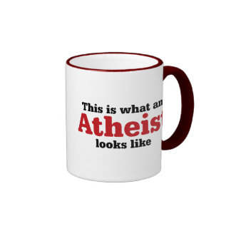 This Is What An Atheist Looks Like Mug