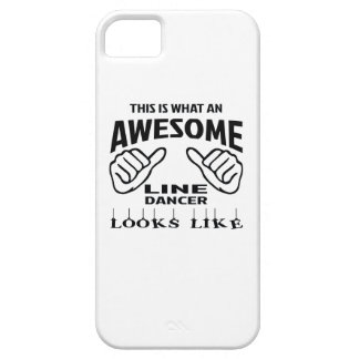 This is what an awesome Line Dance looks like iPhone 5 Cover