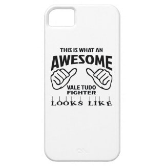 This is what an awesome Vale Tudo Fighter looks li Case For The iPhone 5