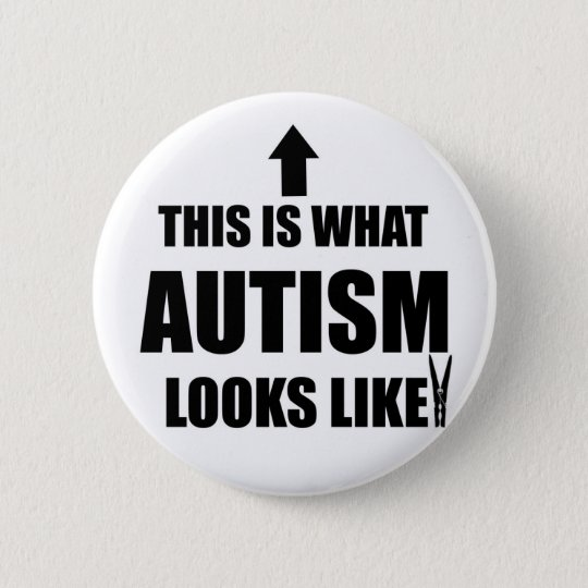 This is what autism looks like! 6 cm