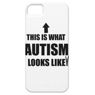 This is what autism looks like! case for the iPhone 5