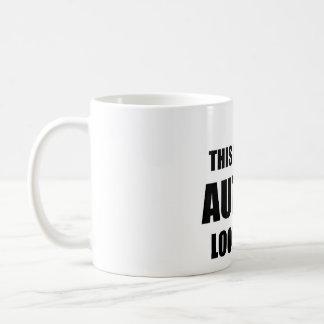 This is What Autism Looks like- Mug