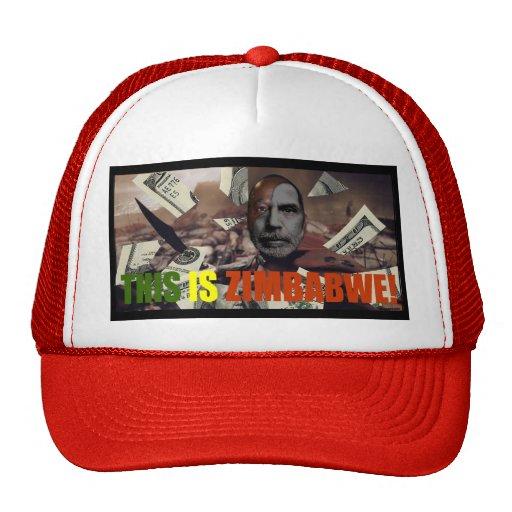 THIS IS ZIMBABWE! CAP