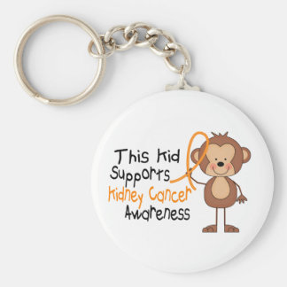 This Kid Supports Kidney Cancer Awareness Key Chain