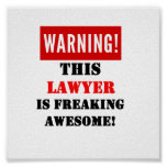 This Lawyer is Freaking Awesome! Poster