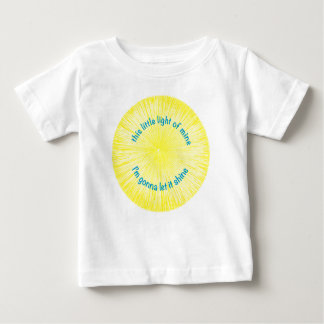 This Little Light of Mine for Babies and Toddlers Baby T-Shirt