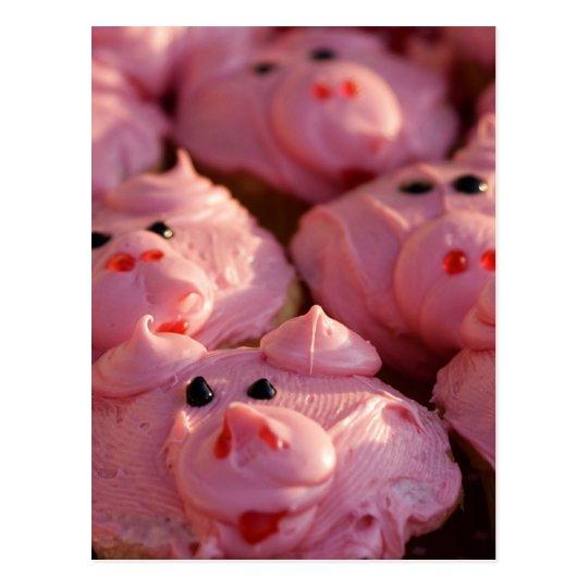 This Little Piggy Postcard