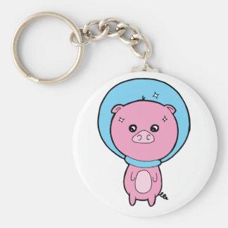 This Little Piggy Redux Keychain