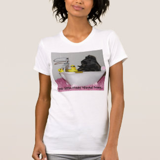 This little piggy stayed home... T-Shirt