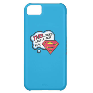 This Looks Like a Job for Superman iPhone 5C Case