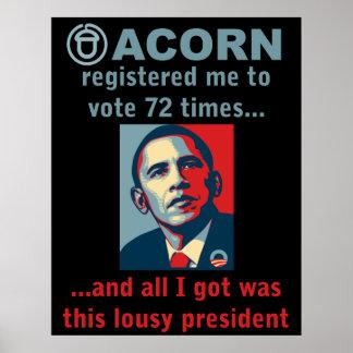 This Lousy President Print