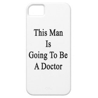This Man Is Going To Be A Doctor iPhone 5 Cases