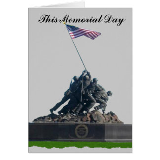 This Memorial Day Card