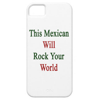 This Mexican Will Rock Your World iPhone 5 Covers