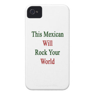 This Mexican Will Rock Your World iPhone 4 Cases