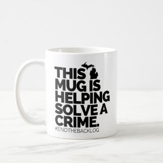This Mug Is Helping Solve A Crime | Michigan