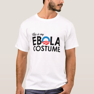 THIS MY EBOLA COSTUME -.png T-Shirt