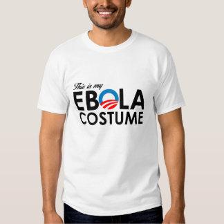 THIS MY EBOLA COSTUME -.png Tshirt