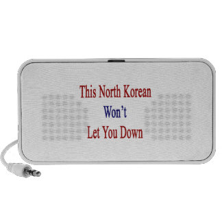 This North Korean Won't Let You Down iPhone Speaker