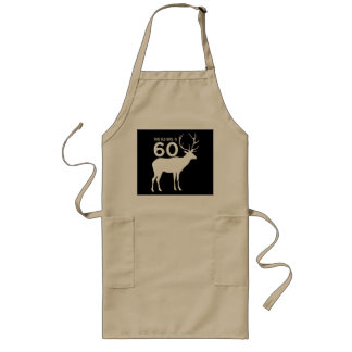 This Old Buck Is 60 Long Apron