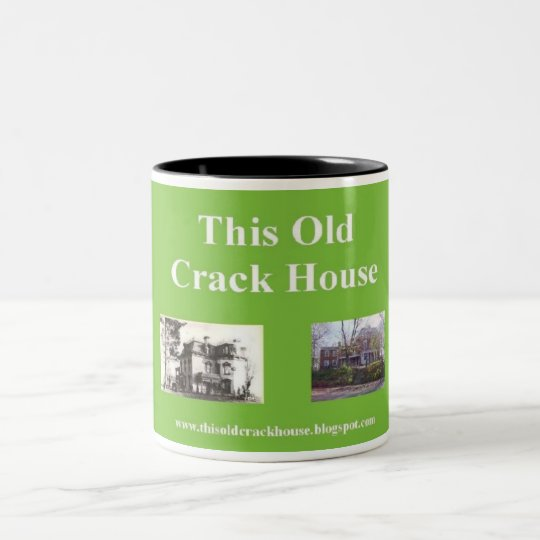 This Old Crack House mug