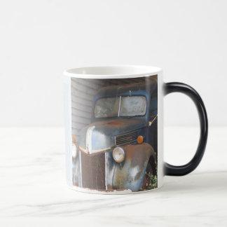 This old Truck Magic Mug