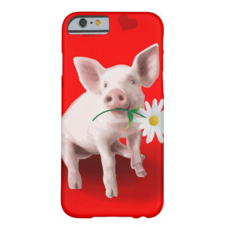 This Pig's in Love iPhone 6 case