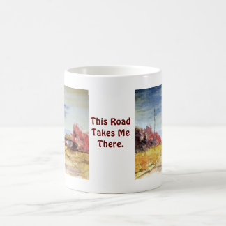 This Road Takes Me There, Mug