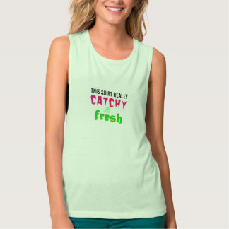 This shirt really catchy and fresh
